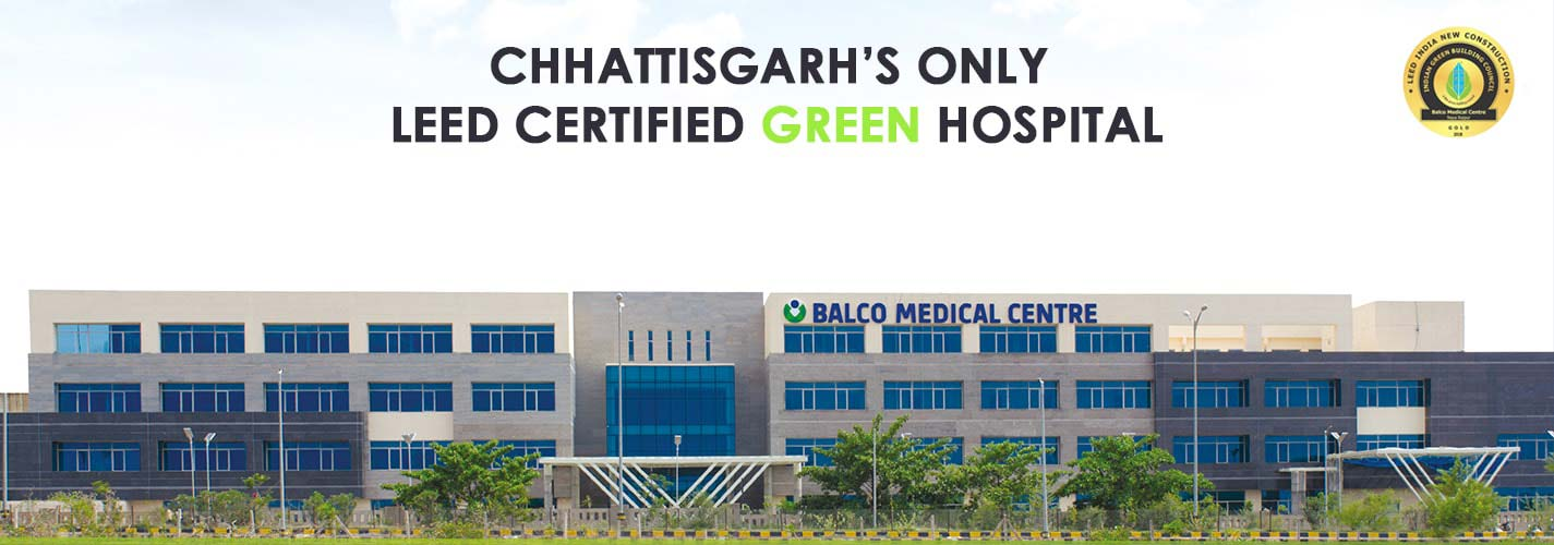 Balco Leed Certified Green Hospital